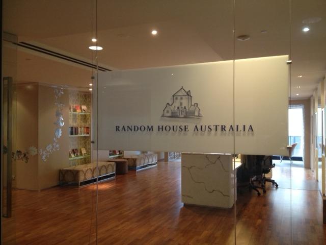 random house australia National Book Bloggers Forum