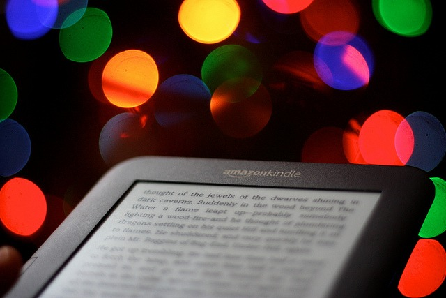 why you should get a kindle