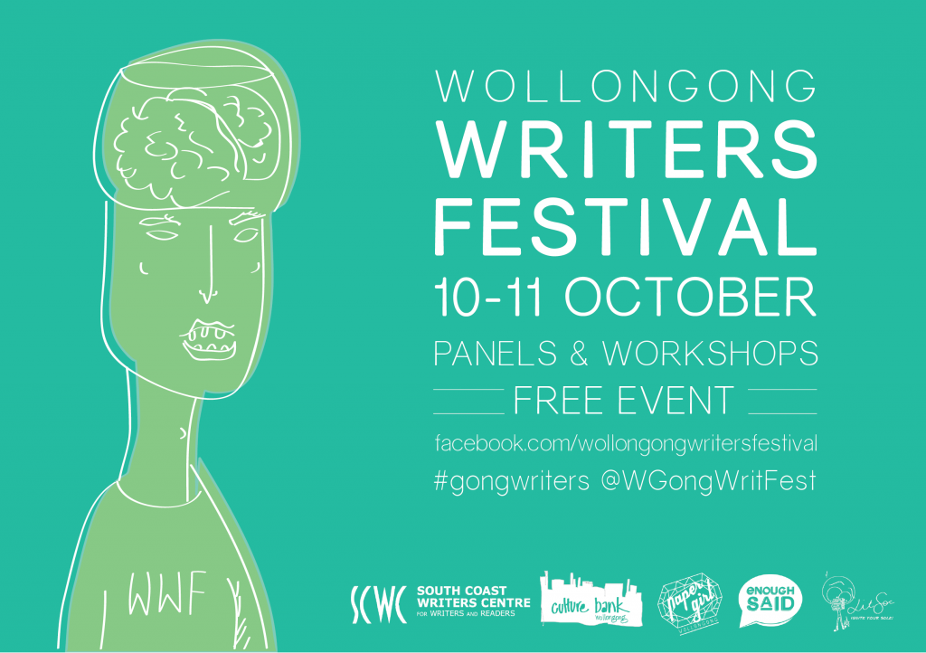Wollongong writers fest