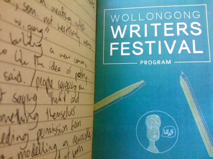 Wollongong writers fest2