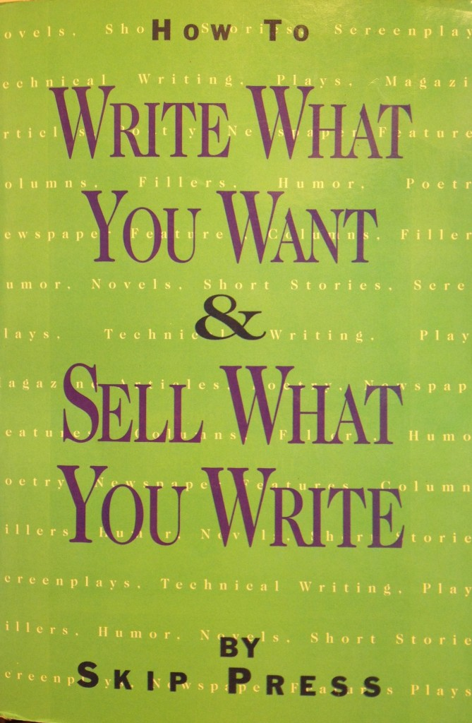 how to write what you want