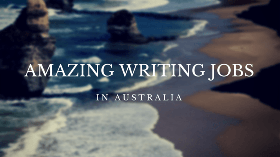 Writing Jobs In Australia • Writer's Edit