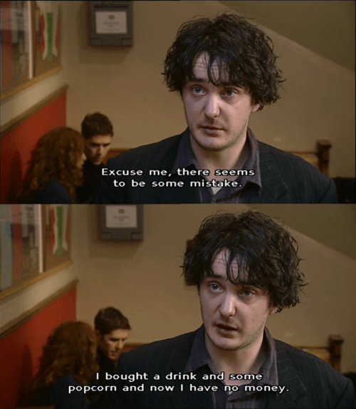 money_black books