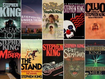 the basis of stephen king s novels Ver vídeo  stephen king has thrown fresh criticism at stanley kubrick's adaptation of his novel the shining the us author, who famously dislikes the classic horror.