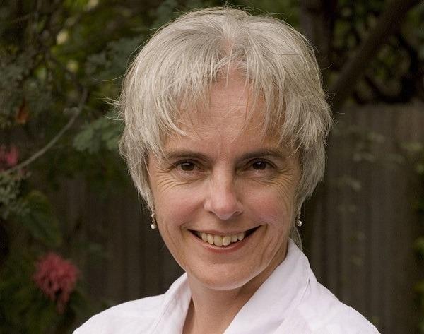 Australian author of 'Black Juice', Margo Lanagan. Image Credit: Allen & Unwin.