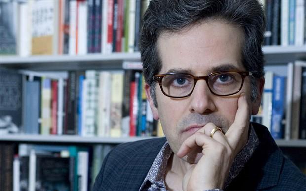 Author Jonathan Lethem... King of Sentences Sydney Writers' Festival