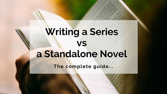 Series Vs. Standalone Novels