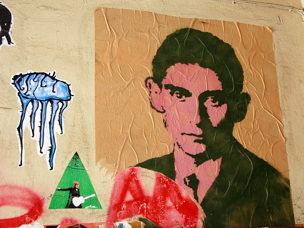 Kafka is a writer still celebrated over 90 years since his death... Image Credit: Gareth via. Flickr Creative Commons