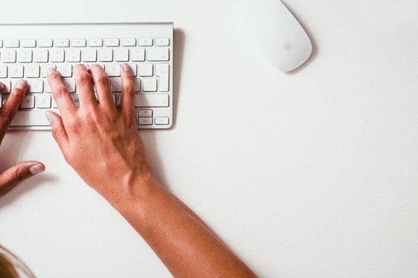 writing-typing