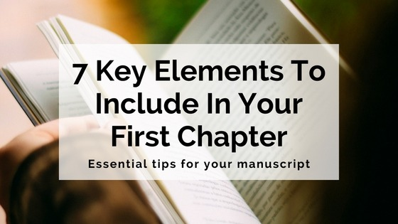 7 Elements for first chapter