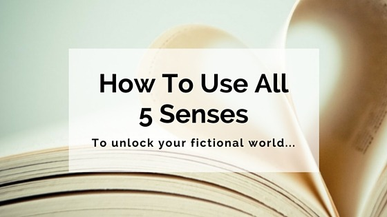 Use All 5 Senses